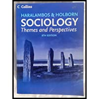 Haralambos & Holborn Sociology themes and perspectives 8th Edition [Paperback]