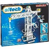 eitech 00005 - Juego de construcción con piezas de metal y 3 modelos, herramientas incluidas [Importado de Alemania]