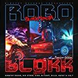 Blokkmonsta: Roboblokk (Premium Edition) (Audio CD)