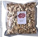 Wood affumicatore Chips 7litri 1,5kg di faggio affumicatura per griglia e BBQ