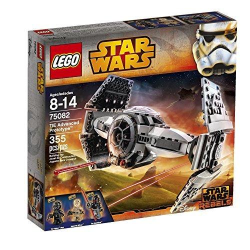 LEGO Star Wars TIE Advanced Prototype Toy by LEGO