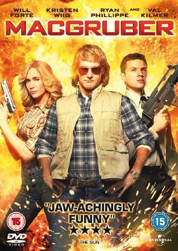 MacGruber [DVD] by Will Forte
