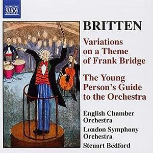 Britten: Bridge-Variationen/Young Pers