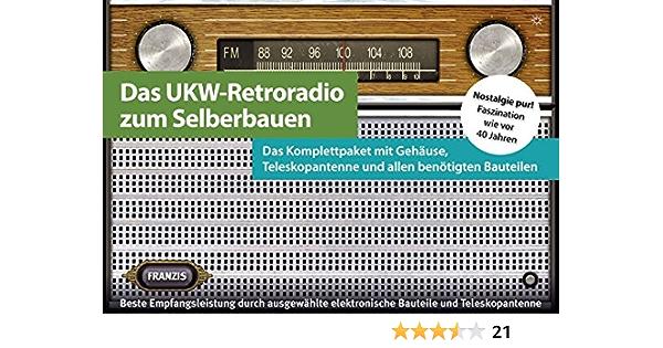 Das Ukw Retroradio Zum Selberbauen Spielzeug