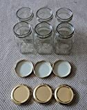 Good quality 250 Gram capacity Glass jar...