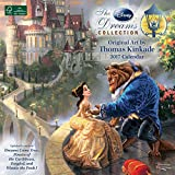 Thomas Kinkade Disney Dreams 2017 Wall (Square Wall)