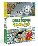 Walt Disney Uncle Scrooge and Donald Duck the Don Rosa Library 3 & 4: Treasure Under Glass & the Life and Times of Scrooge Mcduck