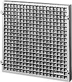 Helios Luftfilter LF 400 Flachluftfilter 4010184007470