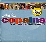 Salut Les Copains - 1969/1976 Les Années Magazine /Vol.3 (Coffret 5 CD)