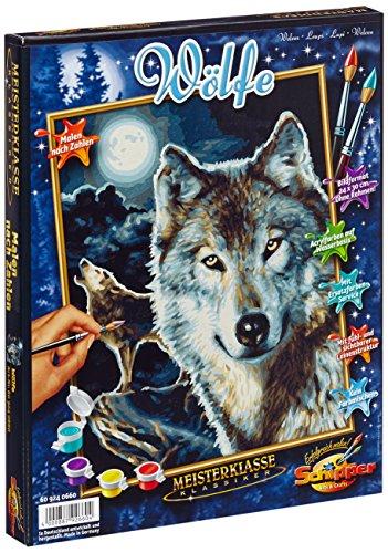 schipper-609240660-wolves-tableau-a-dessin-taille-40-x-50-cm