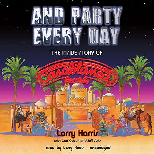 And Party Every Day  Audiolibri