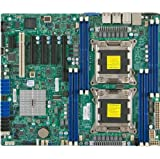 Supermicro MBD-X9DRL-IF-O Server Mainboard Sockel LGA 2011 (Intel Xeon E5-2600, PCI-e 3.0, 2x SATA III, 4x USB 2.0)