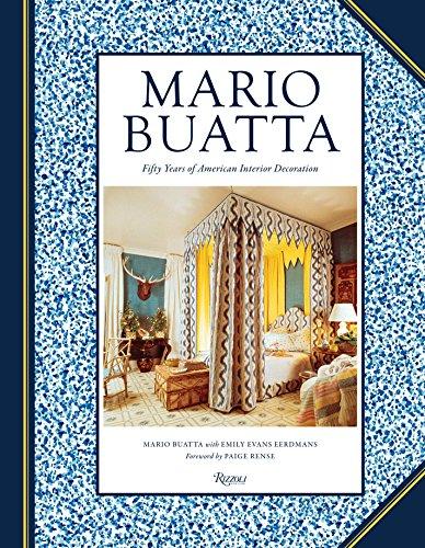 Mario Buatta: Fifty Years of American Interior Decoration por Mario Buatta