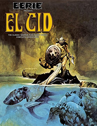 Eerie Presents El Cid (Eerie Archives) por Budd Lewis