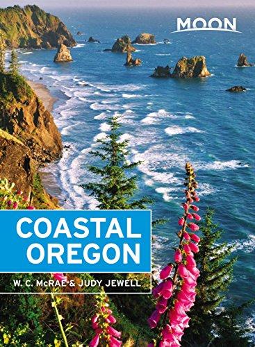 Moon Coastal Oregon (Travel Guide) (English Edition)