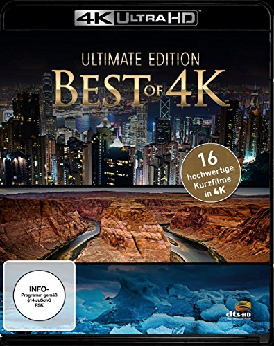 Best of 4K - Ultimate Edition - 4k Ultra HD Blu-ray