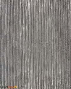 Rasch tetris 754063 unitapete argent papier peint intissé marron