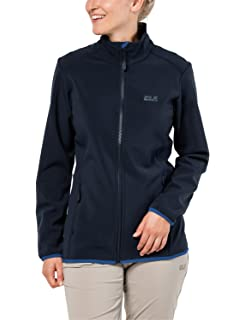 Jack Wolfskin Ladies Element Altis Soft Shell Jacket: Amazon