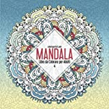 4: Mandala: Libro Da Colorare Per Adulti
