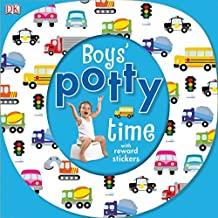 Boys' Potty Time [With Sticker(s)]