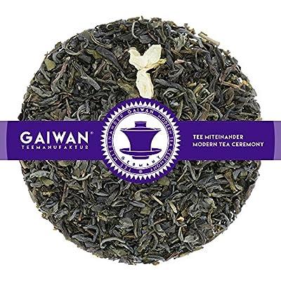 "N° 1401: Thé vert ""Jasmine et mandarin"" - feuilles de thé - GAIWAN® GERMANY - thé vert de Chine"
