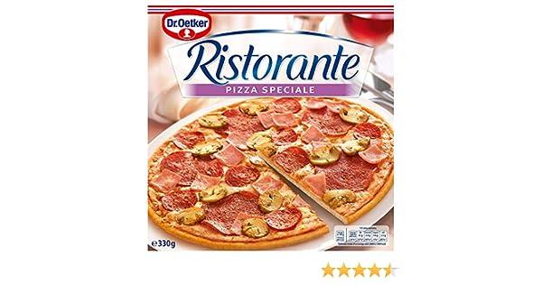 Dr Oetker Ristorante Speciale Pizza 330g Frozen