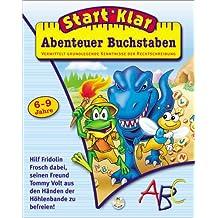 Startklar - Abenteuer Buchstaben 6-9 Jahre