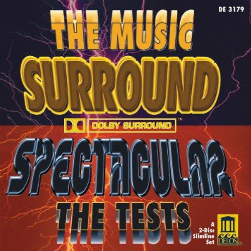 Surround-Sound center speaker phase