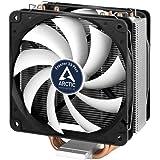 ARCTIC Freezer 33 Plus - Semi-Passiver Tower CPU Luftkühler, Prozessorlüfter für Intel und AMD Sockel bis 160 Watt TDP Kühlleistung, Cooler mit 120 mm PWM Lüfter - Leise und Effizient