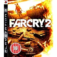 Ubisoft Far Cry 2 (PS3) PlayStation 3 video game - Video Games (PlayStation 3, Action)