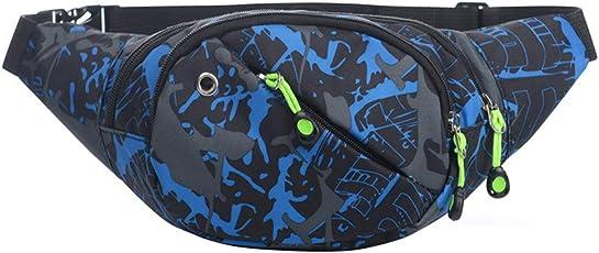 JUNGEN Wasserdicht Gürteltasche Sport Bauchtasche Unisex Hüfttasche für Outdoor Aktivitäten