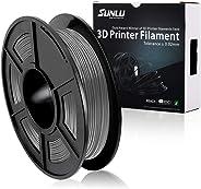 3D Printer Filament TPU,TPU Filament 1.75 mm SUNLU,Low Odor Dimensional Accuracy +/- 0.02 mm 3D Printing Filament,1.1LBS (0.5