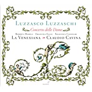 Luzzaschi: Madrigali … per cantare et sonare a uno, e doi, e tre soprani