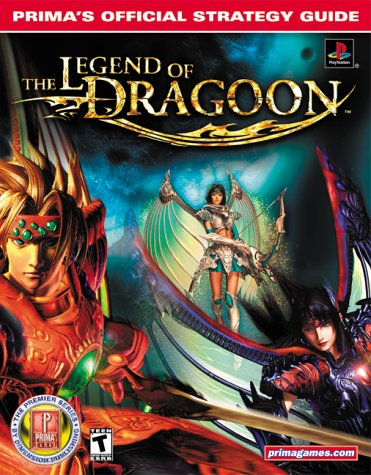 Legend of Dragoon: Official Strategy Guide por D. Castillo