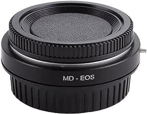 Fotga Md Eos Objektiv Mount Adapter Ring Mit Glas Für Elektronik