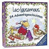 Leo Lausemaus 24 Adventsgeschichten: Adventsbox (Lingoli)