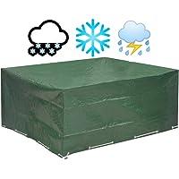 Glorytec Housse de Protection étanche pour Meubles de Jardin Patio Table Meubles Couverture pour Meuble de Jardin…
