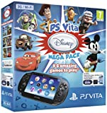Cheapest PS Vita (3G and Wi-Fi Enabled) - Includes Disney Mega Pack + 16GB Memory Card on PlayStation Vita
