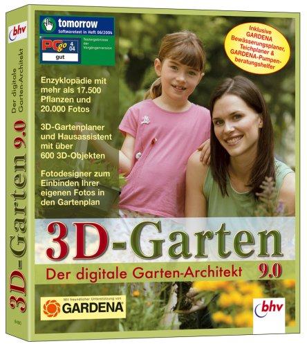3D Garten 9.0 (3d Garten)