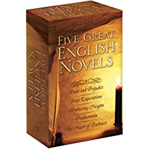 Five Great English Novels (Dover Thrift Editions)