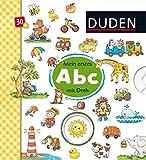 DUDEN Pappbilderbücher 30+ Monate: Duden: Mein Abc mit Dreh: ab 30 Monaten
