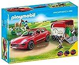 Playmobil 9376–Porsche macan GTS Jeu