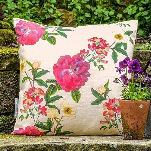 Designer Étanche Extérieur Jardin Coussin - Floral Glade - \\