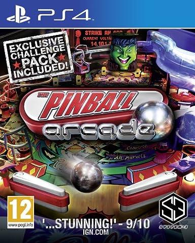 Pinball Arcade (Sony PS4) [Import UK] (Sony Playstation 4 Preis)