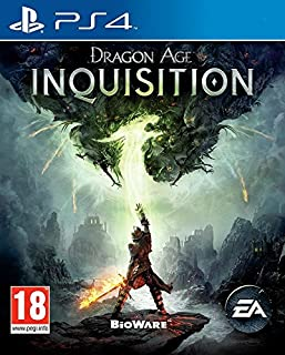 DRAGON AGE INQUISITION PS4 HF PG FRONTLINE (B00JXB91G6) | Amazon price tracker / tracking, Amazon price history charts, Amazon price watches, Amazon price drop alerts