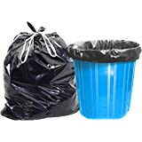 Shalimar Premium OXO Garbage Bags (Small) Size 43 cm x 51 cm 4 Rolls (120 Bags) (Black Colour)