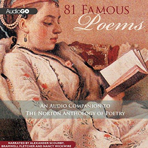 81 Famous Poems  Audiolibri