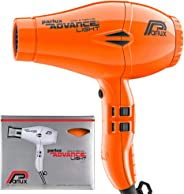 Parlux Advance Light Ionic and Ceramic Hair Dryer - ORANGE