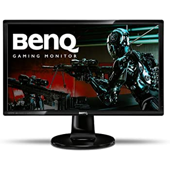 "BenQ GL2760H - Monitor de 27"" Full HD (1920 x 1080p, LED, 2 ms,  250 cd/m2, HDMI, VGA, Flicker-free), color negro"