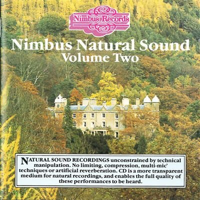 Nimbus Natural Sound vol.2 Sinfonia n.5 op 67 in do (1807) (1' movimento) Notturno n.8 op 27 n.2 in RE (1836) Concerto per tromba (3 movimento) Concerto per corno n.2 Hob:VII d 4 in RE (2 mov) Sospiri op 70 (1914) Souvenirs d'Andalousie op 22 RO 242 (1851) (Oscar Souvenirs)